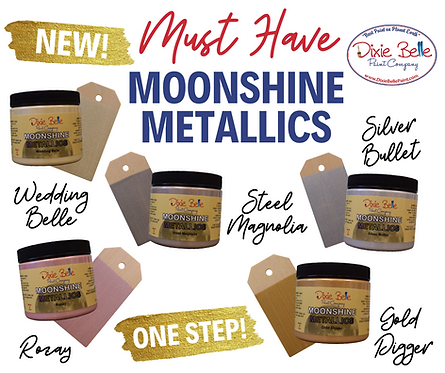 Moonshine Metallic's