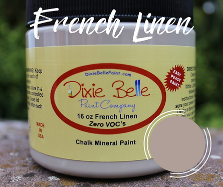 French Linen Mineral Paint