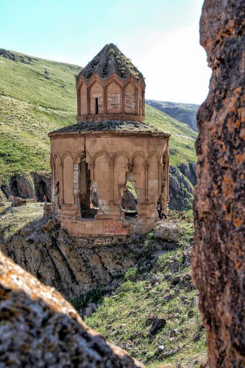 Khtskonq Armenian monastery in Turkey