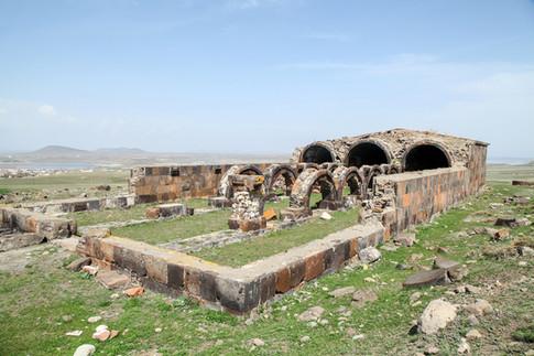 Jrapi caravansarai, Armenia
