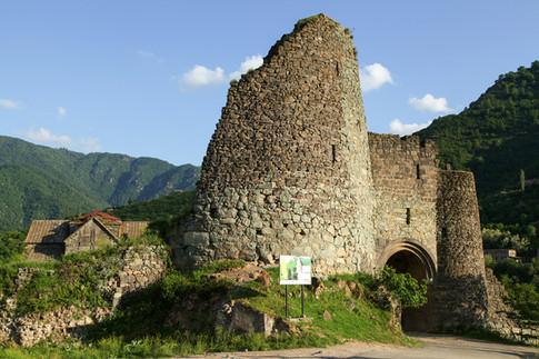Akhtala fortress, Armenia