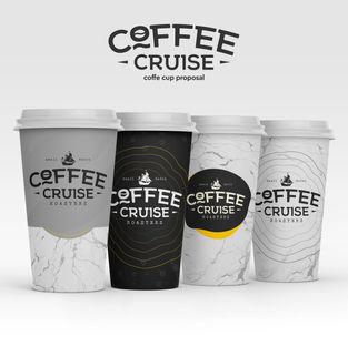 """Coffee Cruise"" cup proposal"
