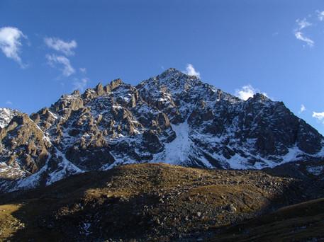 Tien-Shan mountains, Kyrgyzstan