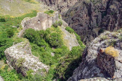 Kaqavaberd forfress, Armenia