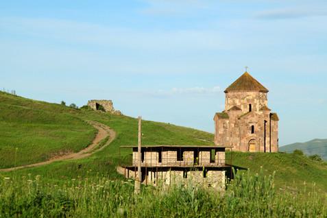 Voskepar S. Astvatsatsin church, Armenia