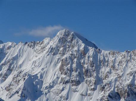 Ak Too Mountain, Kyrgyzstan