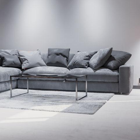 Interior render of a flat apartment #1