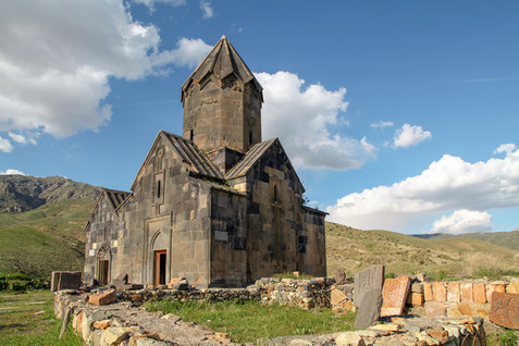 Tanahat monastery, Armenia