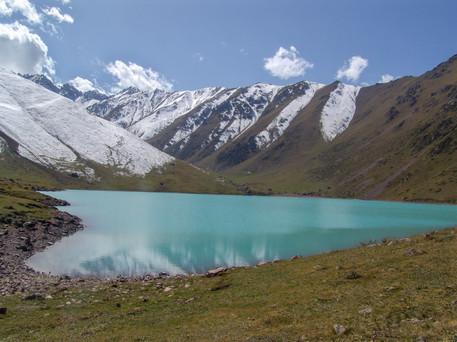 Kel-Tor lake, Kyrgyzstan