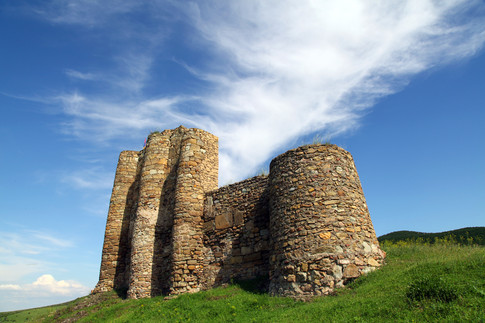 Berdavan fortress, Armenia