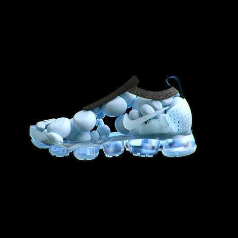 Nike Vapor Max Bubble animation
