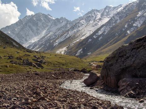 Terskey Alatau, Kyrgyzstan