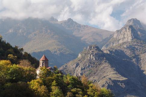 Vahanavank monastery, Armenia