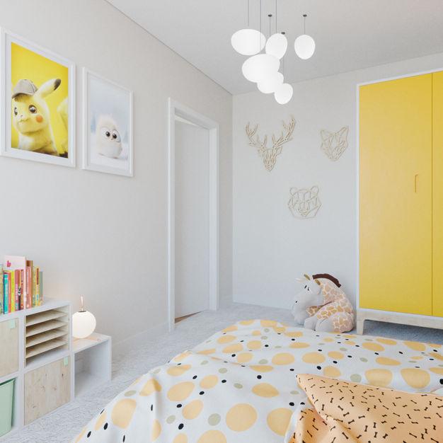 3D interior visualization