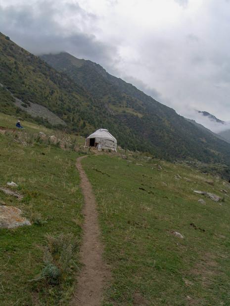 Yurta, Kyrgyzstan