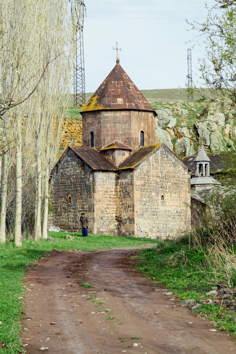 Vanevank monastery, Armenia