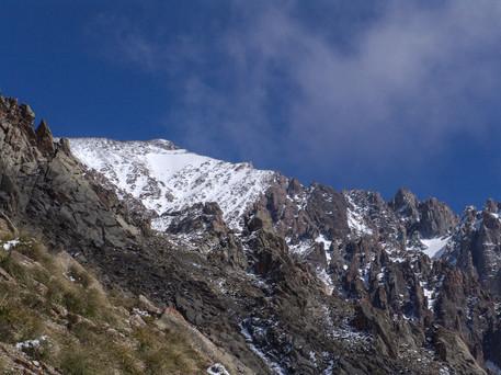 Peak Uchitel, Ala Archa, Kyrgyzstan