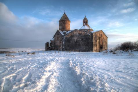 Saghmosavank monastery, Armenia