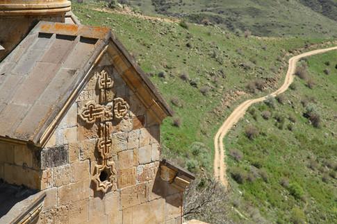 Spitakavor monastery, Armenia