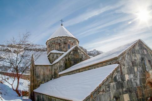 Gndevank monastery, Armenia