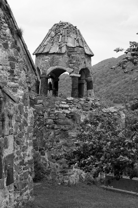 Ardvi monastery, Armenia