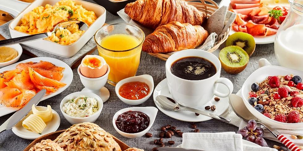 Top of the Mountain Gratitude Breakfast