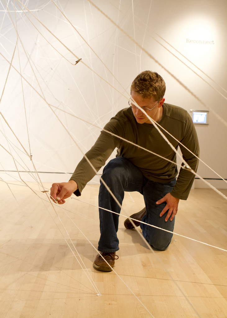 Threadscapes interacting - chavo
