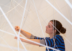 Interacting with threadscapes 8 - katie