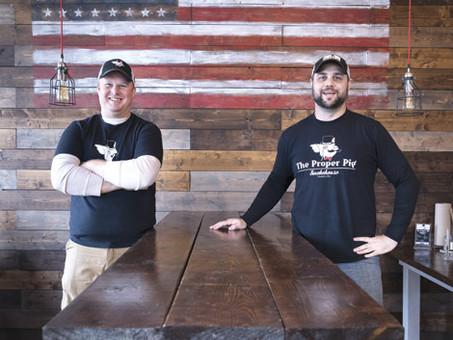Proper Pig Smokehouse Spotlight: Meet Shane Vidovic