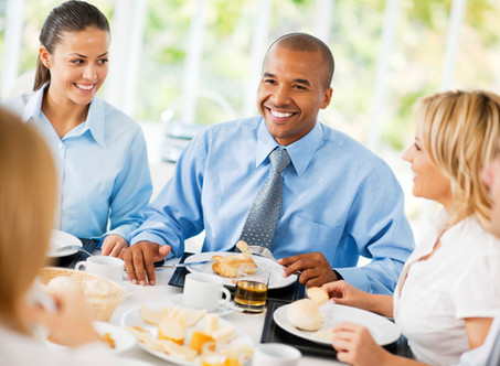 5 Steps for a Successful Business Lunch