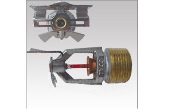 "Ороситель спринкл./дренчер спец TY4332,колба 3мм,3/4""NPT,К=115,горизонт., водян."