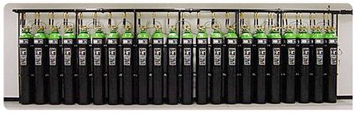 Батарея газового пожаротушения LPG 200 и 300бар (Аргон,Азот, Инерген)