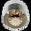 """Thumbnail: Ороситель спринкл. скрытый TY3551 типа RFII, колба 5мм, 1/2"""", К=80, водяной"""