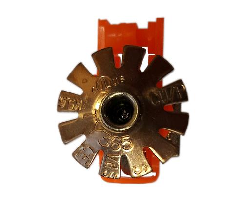 """Ороситель спринкл./дренчер TY365, колба 5мм,1/2""""NPT,К=80, универсальный, водяной"""