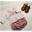 Thumbnail: Ensemble bloomer et chemise à volant