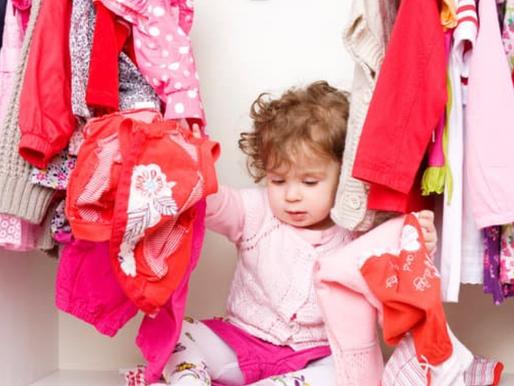 Quelles couleurs choisir pour habiller bébé ?