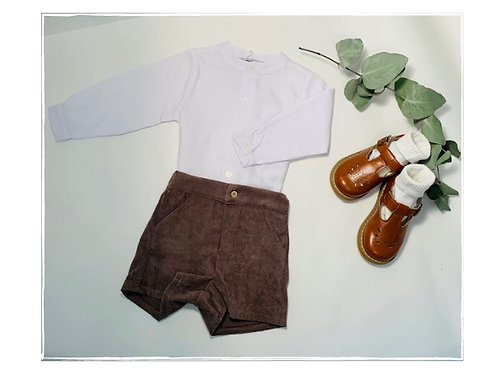 Ensemble short et chemise