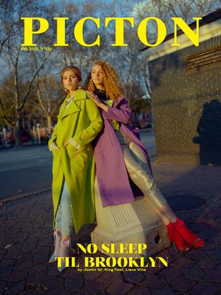 Picton Magazine Stylist Liana Vine