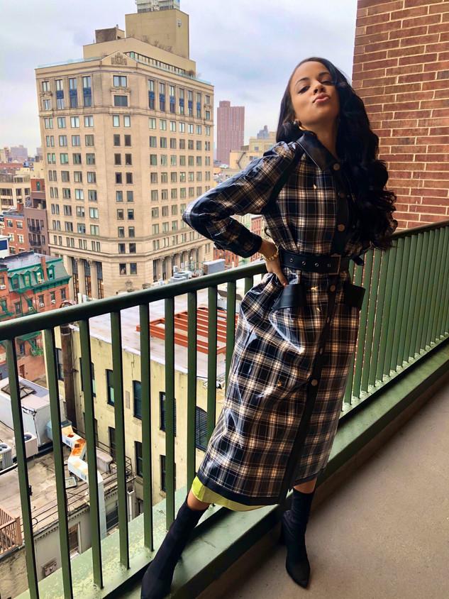 Sidnee Michelle | A Quiet Place Part II Press Junket