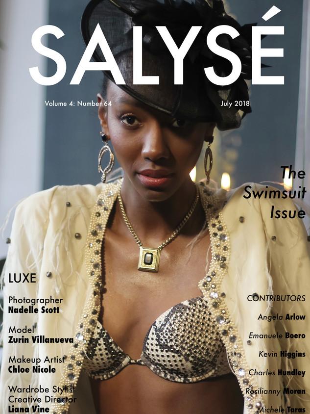 Broadway Actress Zurin Villanueva | Salysé Magazine