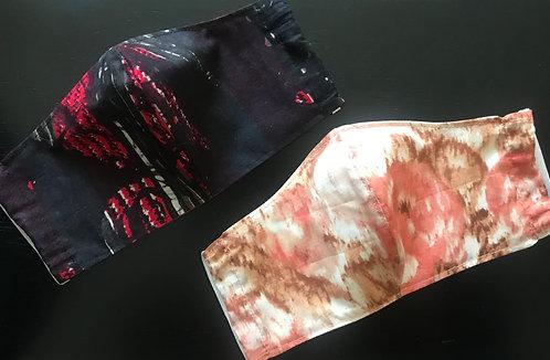 Rose Face Shield