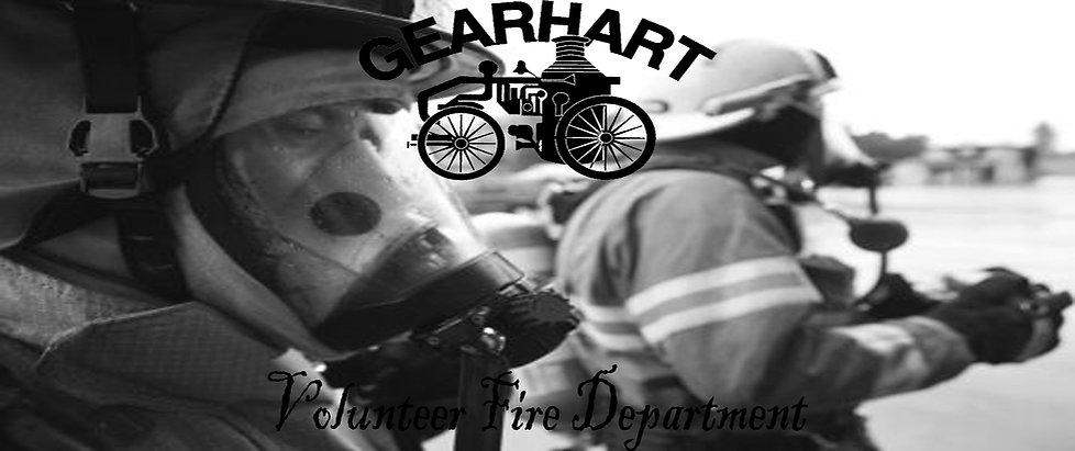 Firefighter in SCBA mask