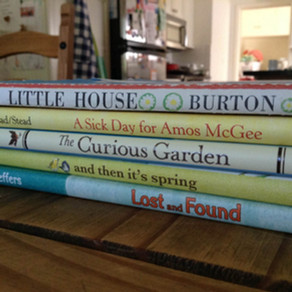 Finding the Quiet Within: Children's Books for Adults