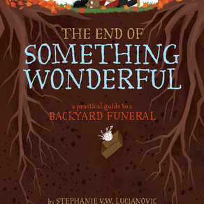 The End of Something Wonderful: Cover Reveal, Interview, and Pre-Order