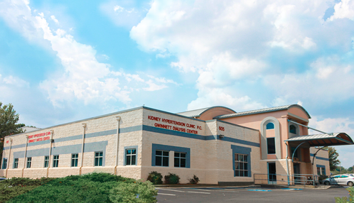 Nephron Corporation Dialysis Building