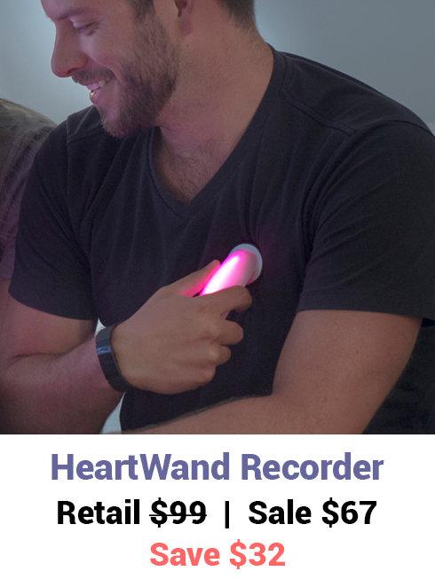 HeartWand Recorder - Deposit