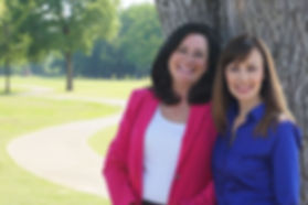 Leanne Burnett and Valerie Menzel - Gallup trained Strengths coaches who give team building seminars