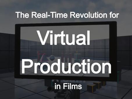 Virtual Production ¿qué es? (parte 1/2)*
