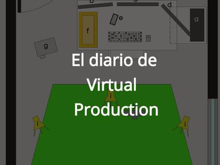 """Mi primer """"VP Indie Studio"""": El diario de Virtual Production"""