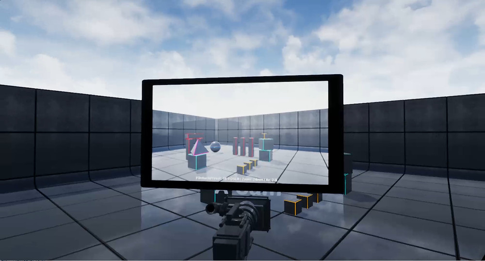 Virtual Scouting Overview (Unreal Engine)